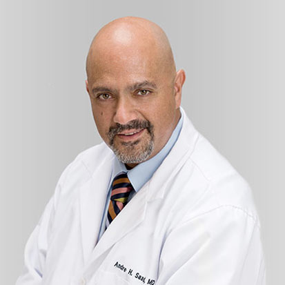 Doctor Andre Saad